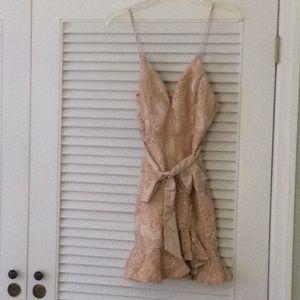 Dress mini social